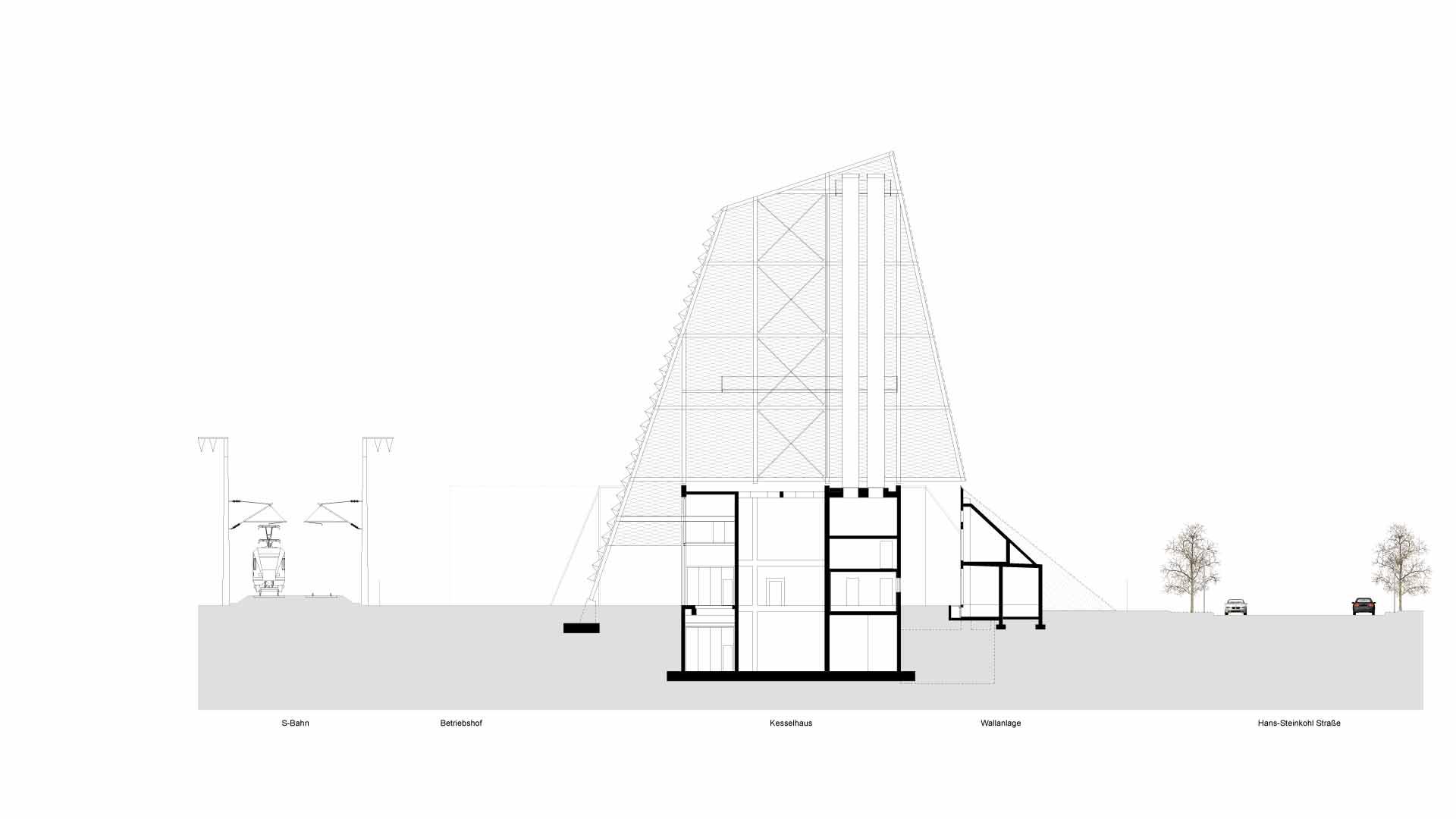 Energiezentrale Freiham