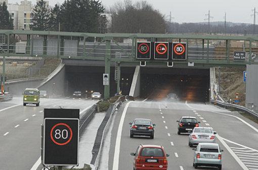Tunnel Allach und Farchant