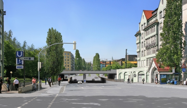 Lindwurmstraße