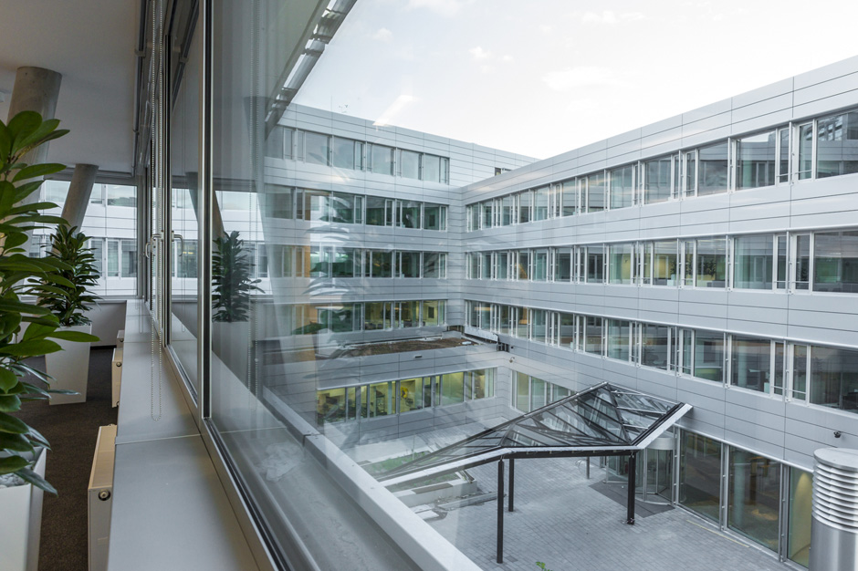 Neubau Swiss Life