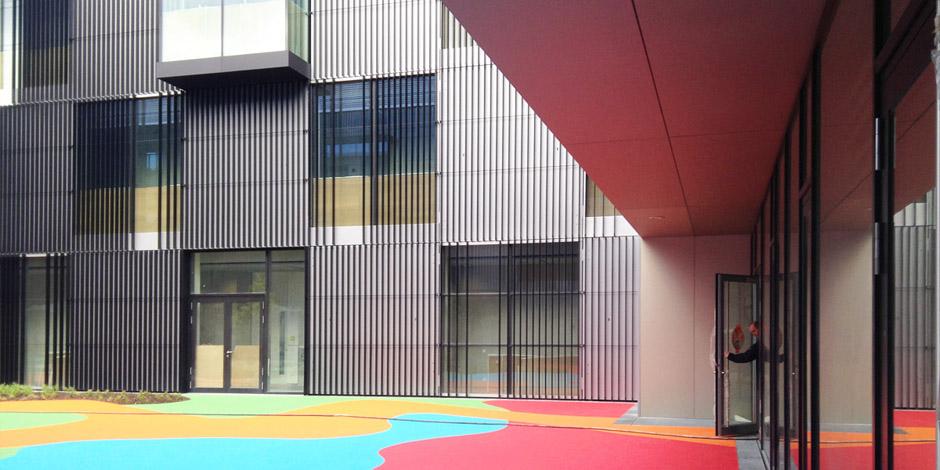 Neubau Forschungszentrum für Katalyse