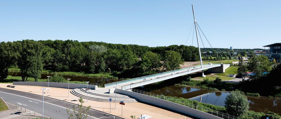 Brücke Wolfsburg