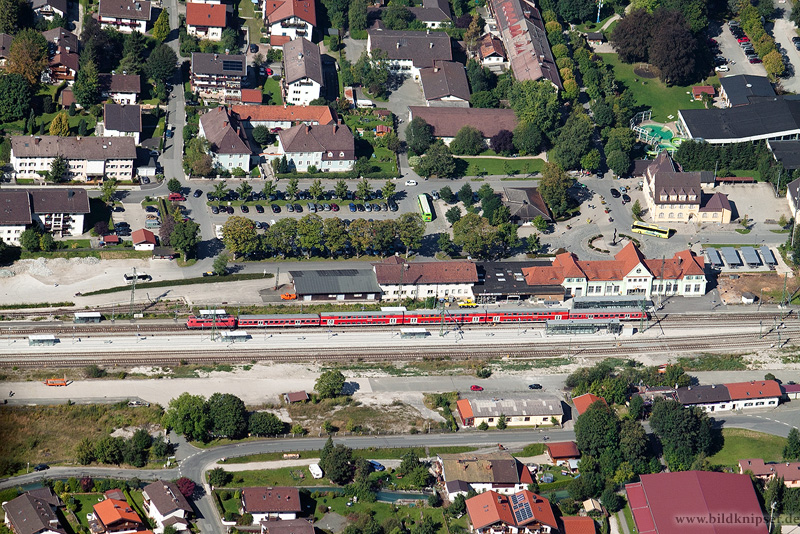 Mittenwald Bahnhof