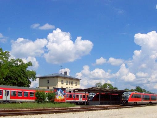 Bahnhof Kaufering