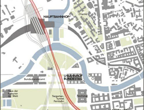 U-Bahn-Linie U55 Berlin, die Kanzlerlinie