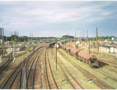 Umbau Bahnknoten Riesa (VDE 9 Leipzig – Dresden)