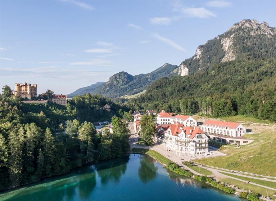 Hotelerweiterung Hohenschwangau